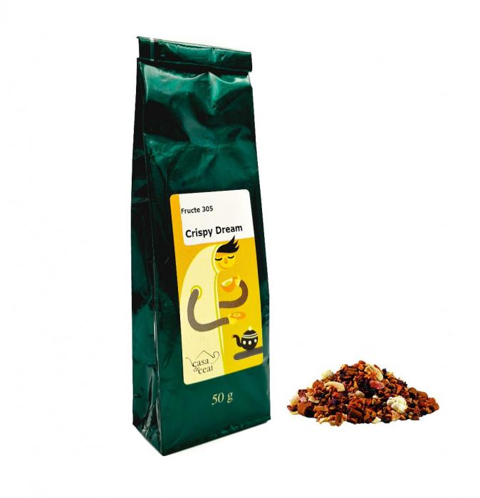 Ceai de Fructe CRISPY DREAM 50 Grame 0