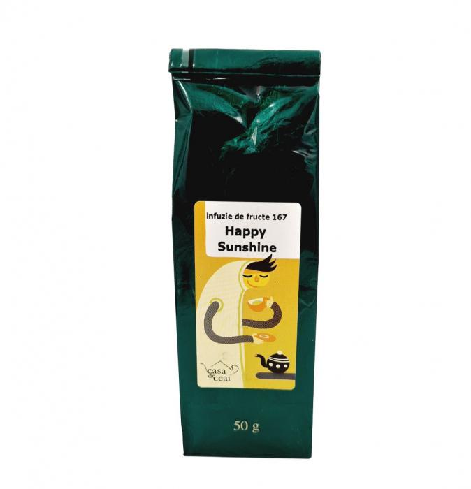 Ceai de Fructe Happy Sunshine 50 Grame 0