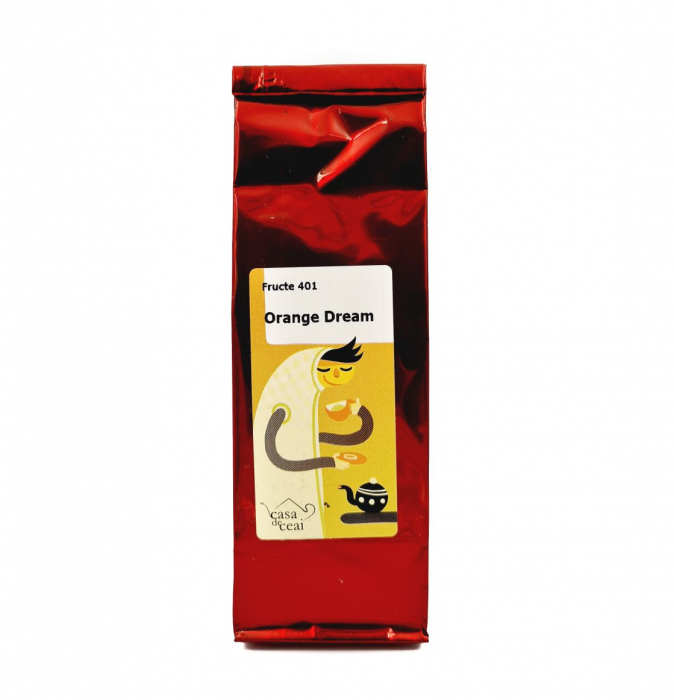 Ceai de Fructe ORANGE DREAM 50 Grame 0