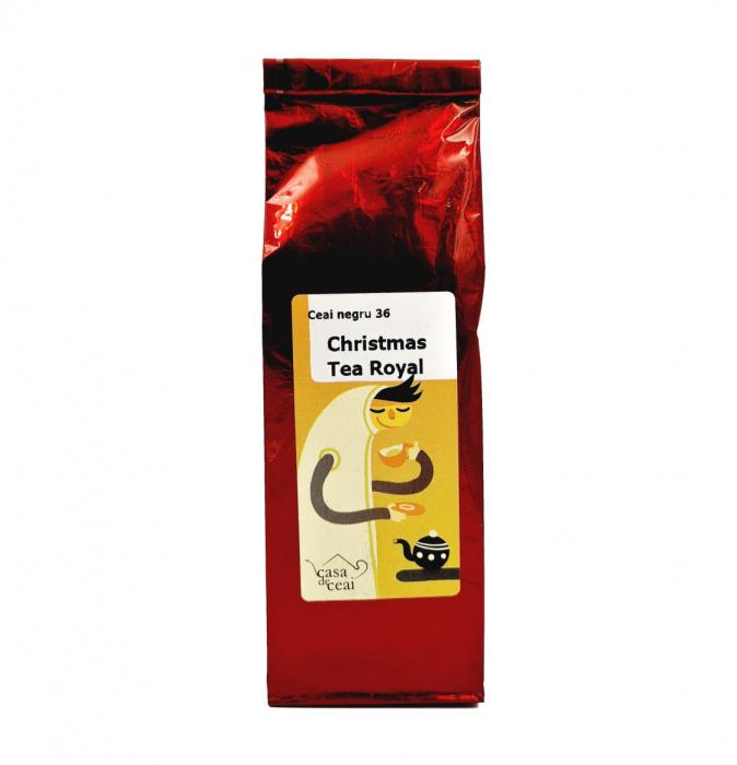 Ceai Negru CHRISTMAS TEA ROYAL 50G 0
