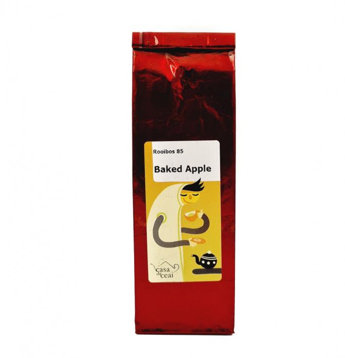Ceai Rooibos Baked Apple 50 Grame [0]