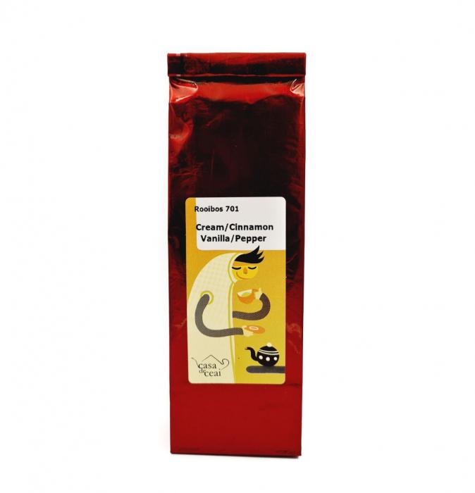 Ceai Rooibos Cream-Cinnamon-Vanilla-Pepper 50 G 0
