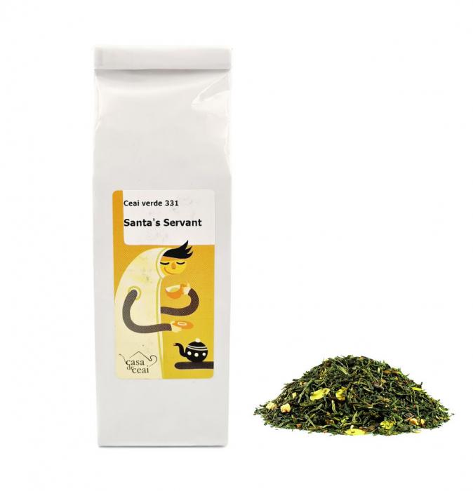Ceai Verde Santa's Servant 50G [0]