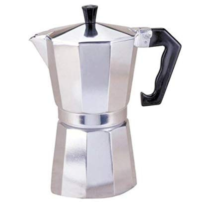 Espressor de cafea pentru Aragaz - 3 cesti, Aluminiu 1