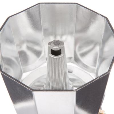 Espressor de cafea pentru Aragaz - 3 cesti, Aluminiu 3