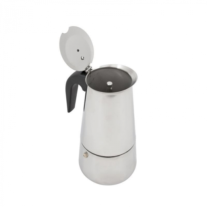 Espressor manual din Inox, 9 cupe, Grunberg 1
