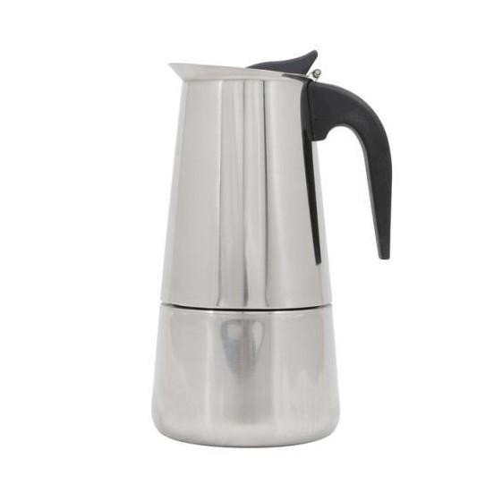 Espressor manual din Inox, 9 cupe, Grunberg 0