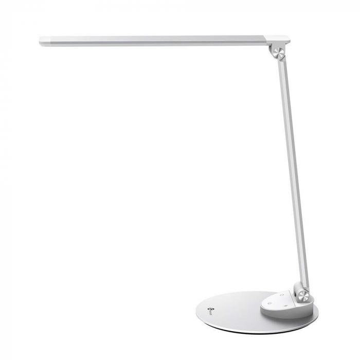Lampa de birou LED TaoTronics, control Touch, 5 moduri de lumina, 9W, USB 0
