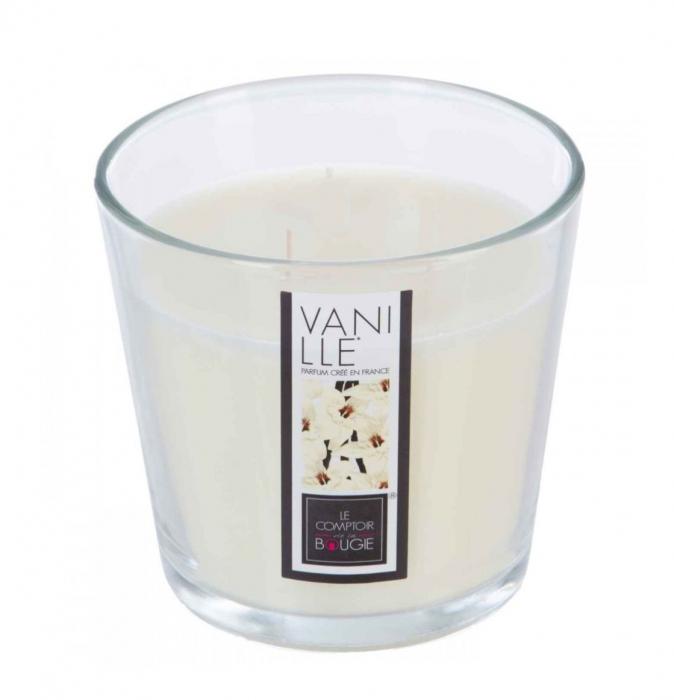 Lumanare parfumata VANILLE, 250 grame 0