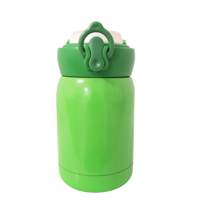 Mini Termos Morning, Verde, 180 ml 1
