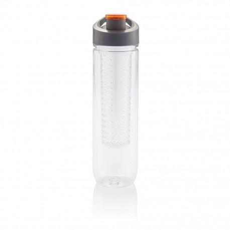 Sticla apa cu infuzor pentru fructe 800 ml - Orange 1