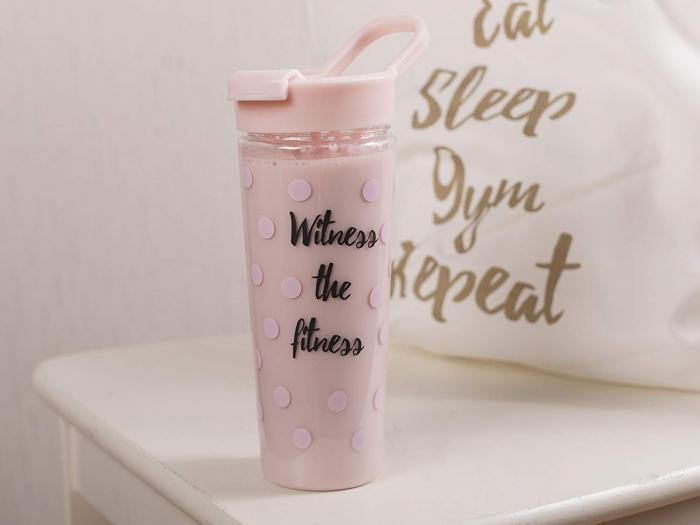 Sticla pentru apa si shake-uri proteice - Witness The Fitness 2