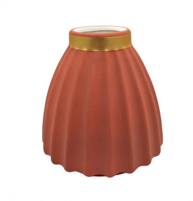 Vaza CLARICE din Cearamica, 16x15 cm 0