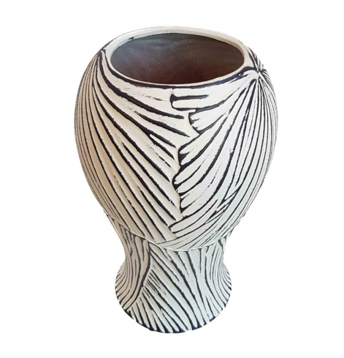 Vaza Ceramica TERRA, 30 CM 2