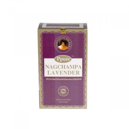 Betisoare parfumate LAVANDA, PPure, 15g [1]