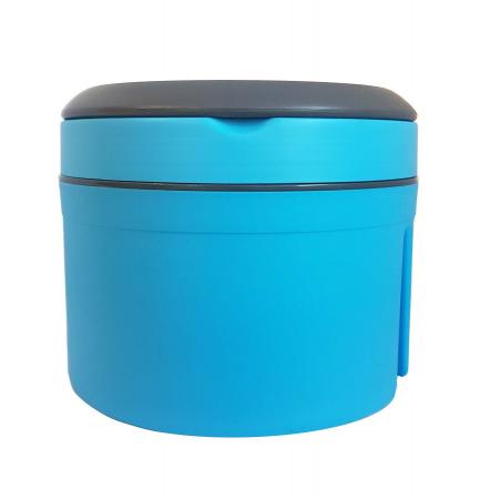 Caserola termica, Prime Plus 2500 ML, Albastru3