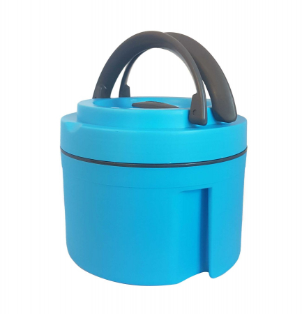 Caserola termica, Prime Plus 2500 ML, Albastru0