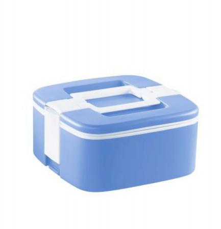 Caserola termoizolanta Albastru HOT - COLD, 0.75 litri1