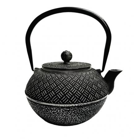 Ceainic din Fonta BLACK RICE, 1 Litru1