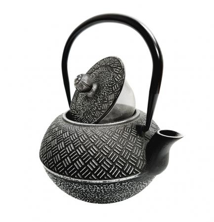 Ceainic din Fonta BLACK RICE, 1 Litru2
