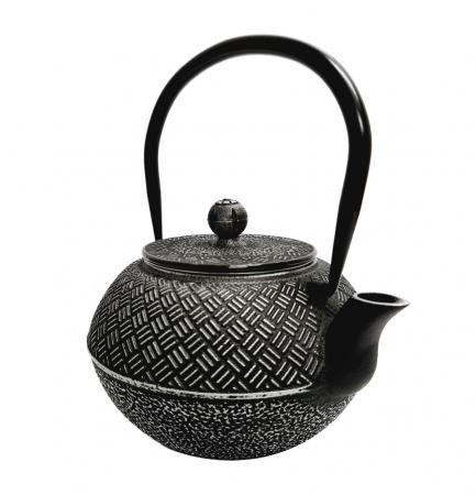 Ceainic din Fonta BLACK RICE, 1 Litru0
