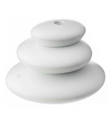 Difuzor Aromaterapie Stone - White,10,7 cm0