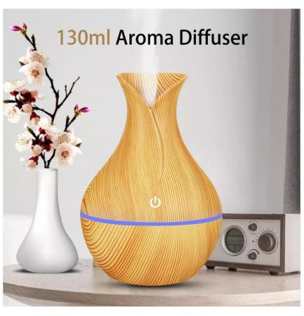 Difuzor Aromaterapie cu Ultrasunete, 130 ml3