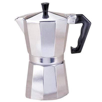 Espressor de cafea pentru Aragaz - 3 cesti, Aluminiu1