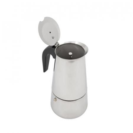 Espressor manual din Inox, 9 cupe, Grunberg1