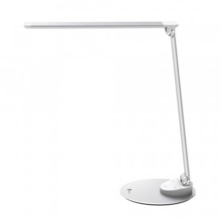 Lampa de birou LED TaoTronics, control Touch, 5 moduri de lumina, 9W, USB0