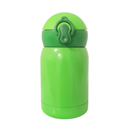 Mini Termos Morning, Verde, 180 ml0