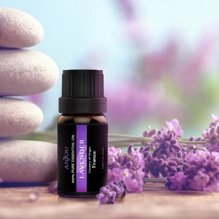 Pachet complet Aromaterapie, Difuzor cu ultrasunete si Set 6 uleiuri esentiale9
