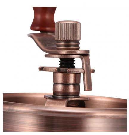 Rasnita manuala pentru Cafea cu sistem metalic pentru macinare, Maro1