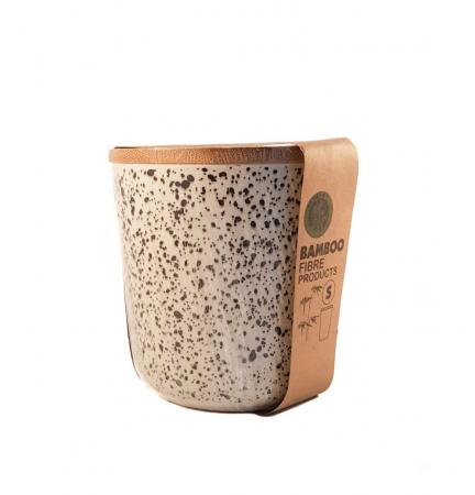 Recipient S pentru depozitare, din fibre de Bambus,1