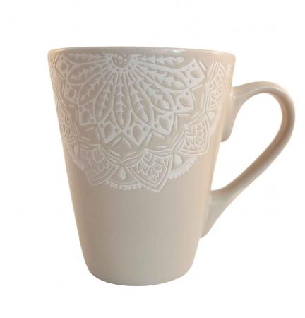 Set 4 Cani MANDALA, 300 ml, Ceramica [2]