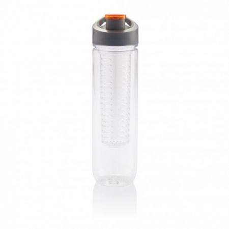 Sticla apa cu infuzor pentru fructe 800 ml - Orange1