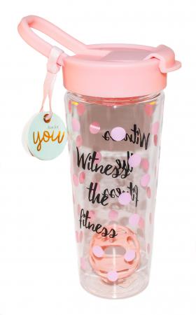 Sticla pentru apa si shake-uri proteice - Witness The Fitness0