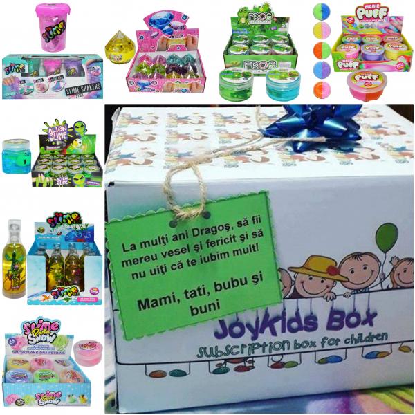Slime MAXI - BOX