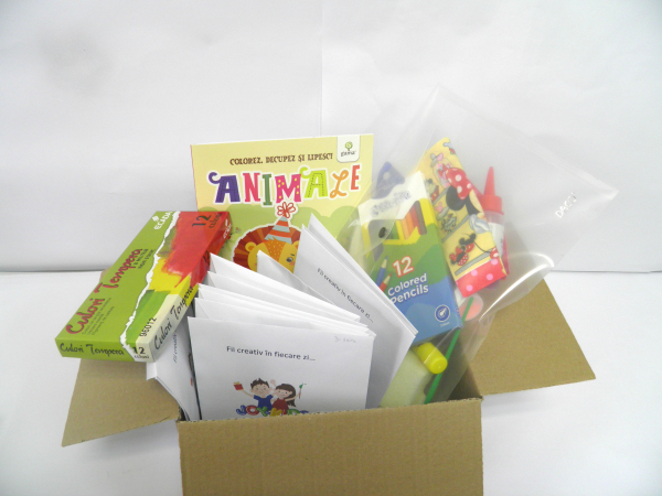 Kraft and activities - BOX ''MEDIUM'' 1