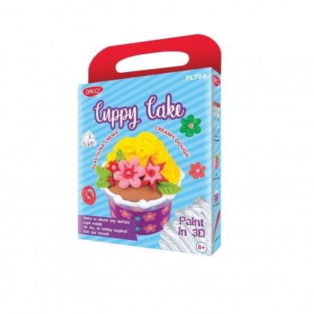Plastilina Crema Cuppy Cake