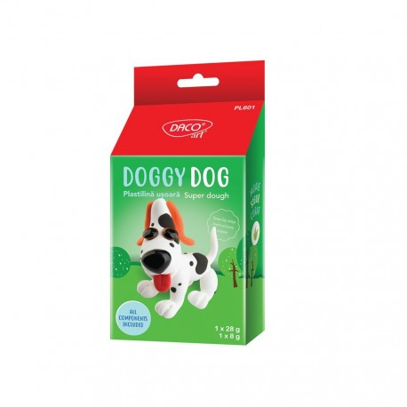 Plastilina usoara Doggy Dog