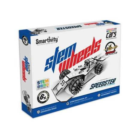 Joc inteligent - Masina de curse Speedster 0
