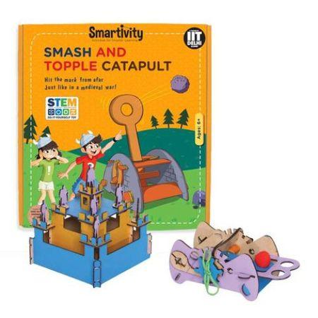 Joc Catapulta - Ataca si cucereste 2