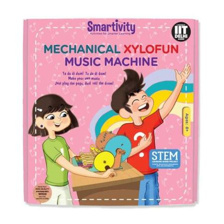Joc Xilofon Muzical Mecanic 3