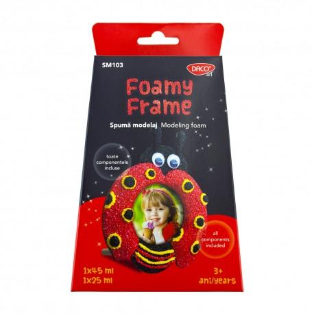 Spuma modelaj Foamy Frame 0