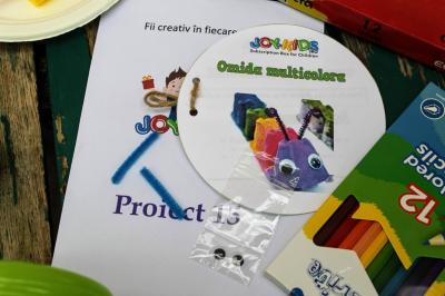 Kraft and activities - BOX  ''BIG''1