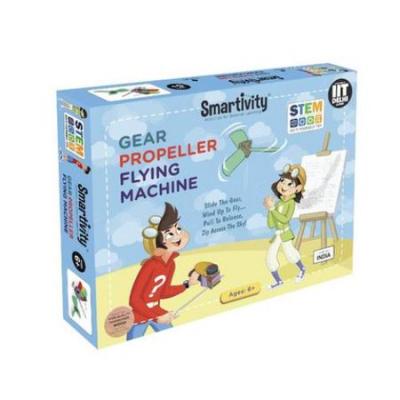 Joc inteligent - Masina zburatoare cu elice Smartivity0