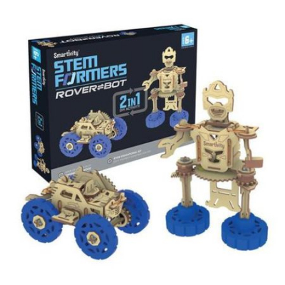 Joc Rover Bot STEMFORMERS2