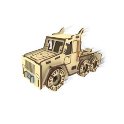 Joc inteligent - Gigantul Soselelor Highway Hog