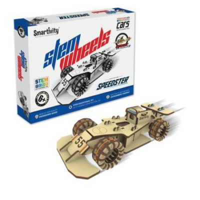 Joc inteligent - Masina de curse Speedster3